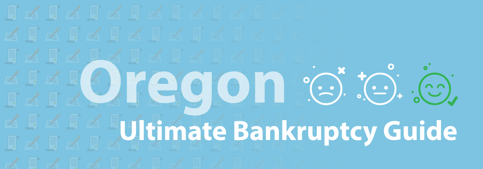 Oregon Personal Bankruptcy Guide