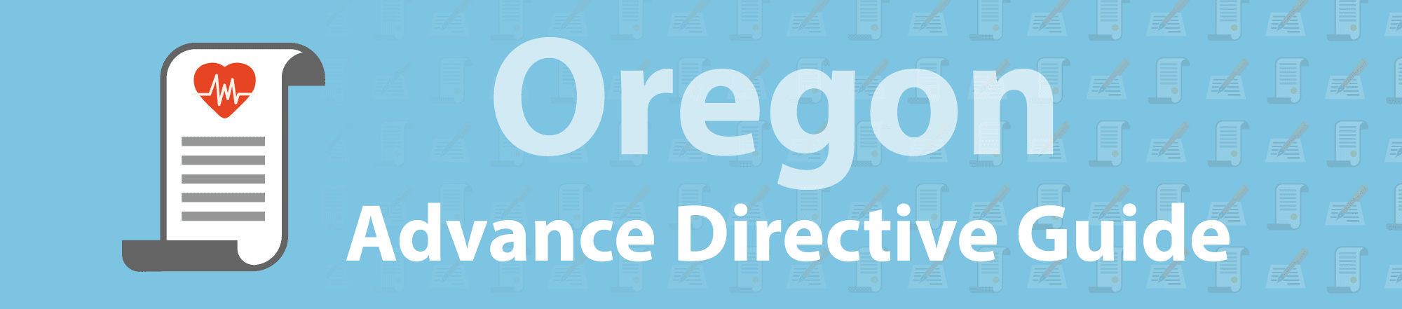 Oregon Advance Directive Guide